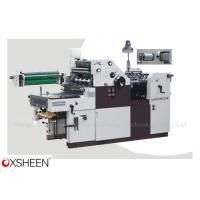 Quality XH47SNP/56SNP/62SNP Single Color Offset Press with Numbering & Perforating wholesale