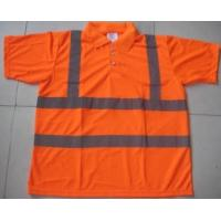 Quality HVS038 Hi Vis orange Polo Shirt wholesale