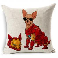 Avengers Style Pet Cushion Cover