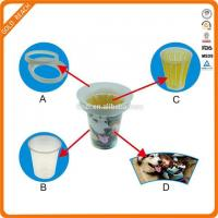 Quality Beverage cup cooler, ice cup for beer wholesale