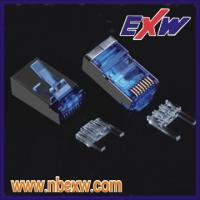 Quality RJ45 connector for CAT6 FTP 2+6 wholesale
