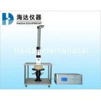 Quality Foam Ball Rebound Tester With LCD Touch Screen , ASTM D3574 and ISO 8307 Standard wholesale