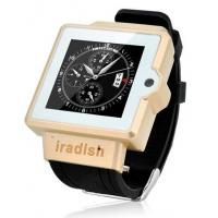 Quality Gold-i6 2G/3G Smart watch phone Android 4.0 peration system wholesale