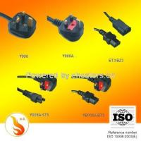 UK- BS Power Cords