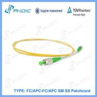 Quality Fiber Optic Patch cord FC/APC-FC/APC SM SX Patchcord wholesale