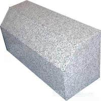 Blocks and Slabs G341 grey granite curbstone ,paving stone