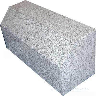 Cheap Blocks and Slabs G341 grey granite curbstone ,paving stone for sale