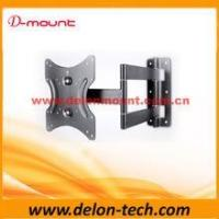 Quality retractable 360 degree swivel lcd tv wall mount led bracket wholesale