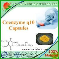 Quality Health Care & Beauty Capsules Top Quality Food Grade Coenzyme Q10 US $298-350/Kilogram wholesale