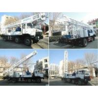 Quality 200m deep portable water drill rig BZC200CA truck mounted drilling rig wholesale