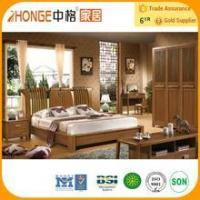 Quality 6A007 unique kids wood teenage bedroom furniture sets wholesale