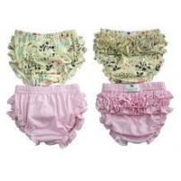 Quality Fashion style floral bloomers high quality toddler girls bloomers high quality ruffle bloomers wholesale