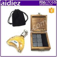 Quality Souvenir Chilling Whisky Stones Whisky Rock Ice Cubes Whisky Stone Gift wholesale