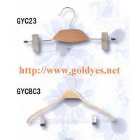 Quality ROOMS BOUTIQUE AND ARTWARE standless steel wooden hanger -13 wholesale