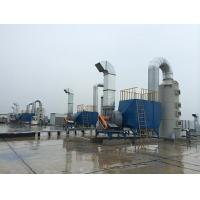Green facilities Exhaust gas treatment